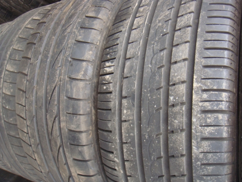 Pirelli - Bridgestone