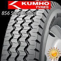 Kumho Steel Radial 104/102